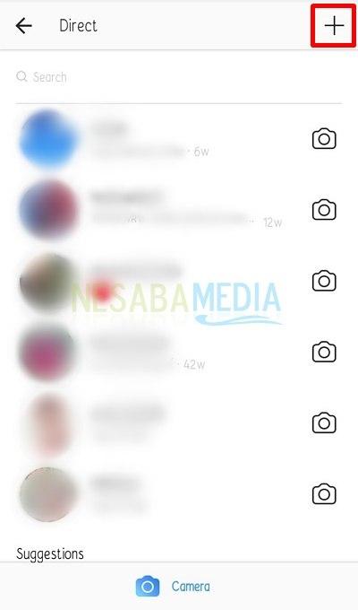 tap icon Add