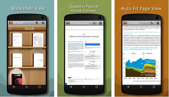 aplikasi PDF reader terbaik untuk HP Android
