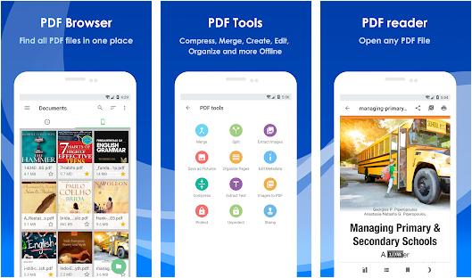 aplikasi PDF reader terbaik