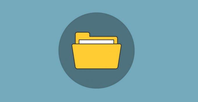 Cara Menyembunyikan File Folder di HP Android