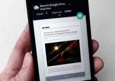 Cara Menyimpan Halaman Web Menjadi PDF di Android