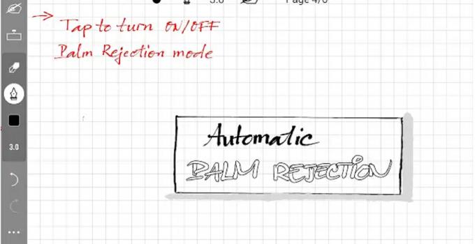 Aplikasi untuk Menulis di Layar Android