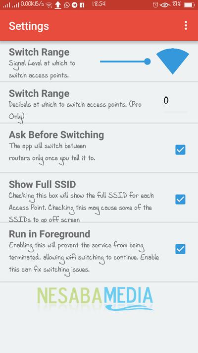 wifi range