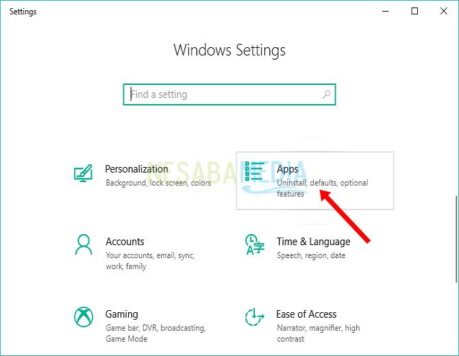 cara mengatur startup program di Windows