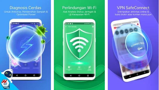 Aplikasi Pengaman HP Android