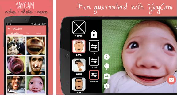 aplikasi untuk membuat video lucu