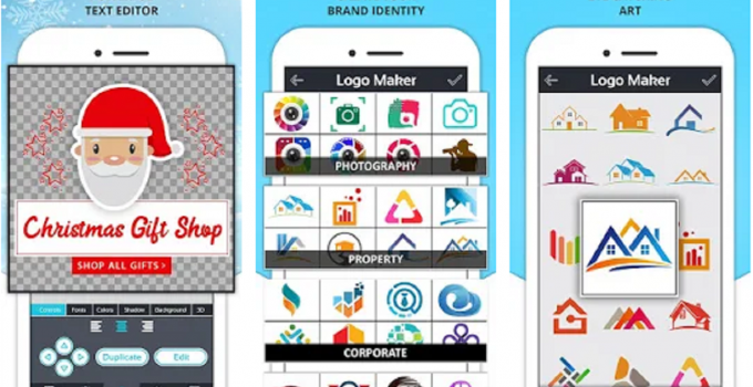 Aplikasi untuk Membuat Logo