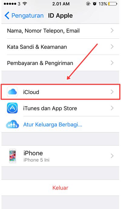 Cara Menggunakan Find My iPhone untuk Menemukan iPhone yang Hilang