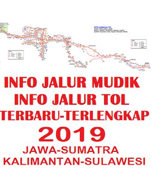 Aplikasi Info Jalur Arus Mudik