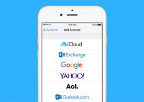 Cara Membuat Email di Iphone
