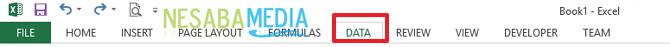 klik data