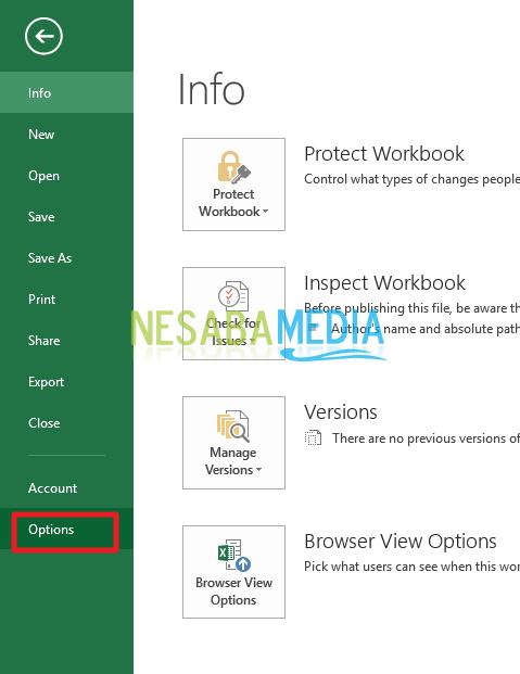 klik options