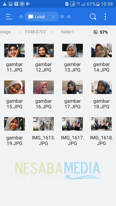 Cara Rename Banyak File Sekaligus di Android