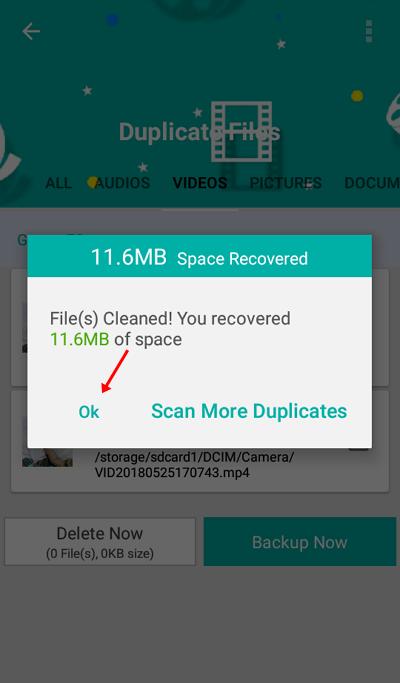 cara 10 - cara menemukan dan menghapus file duplikat di Android