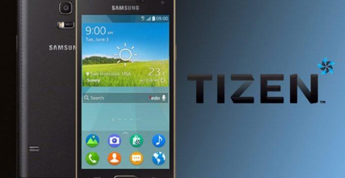Aplikasi untuk HP dengan OS Tizen