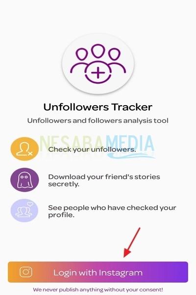 cara mengetahui follower berkurang
