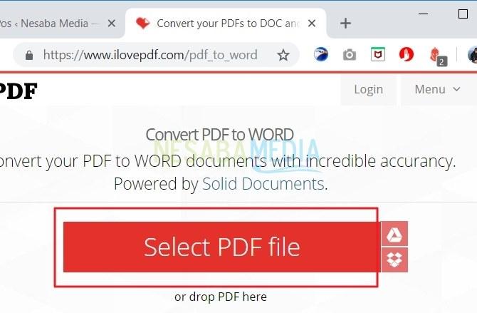 2-select file