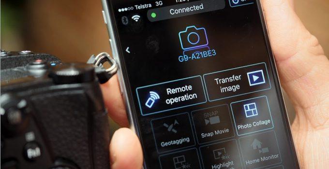 Cara Menghubungkan Kamera dengan Android
