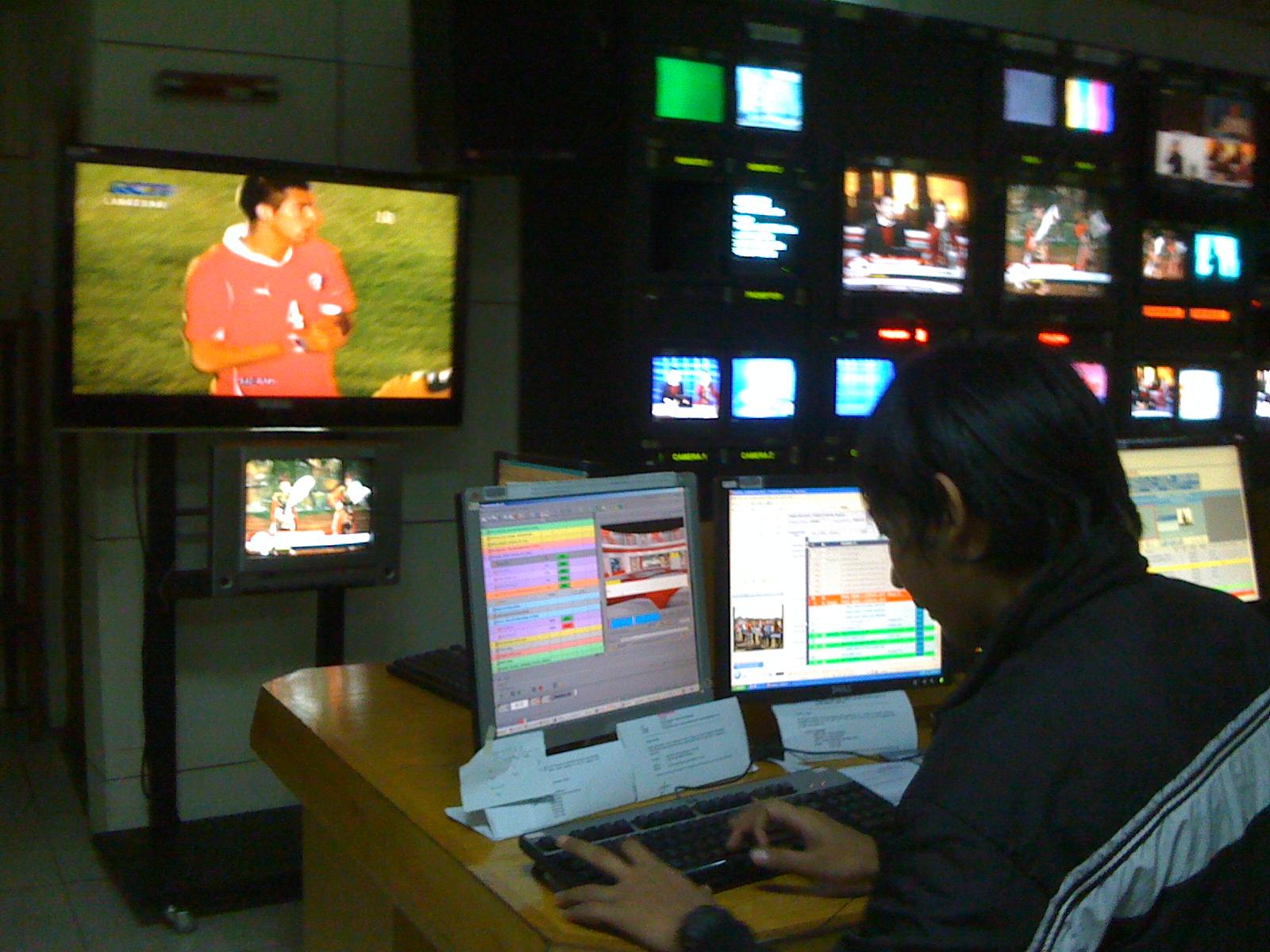 gambar karakteristik televisi