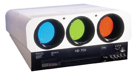 proyektor CRT