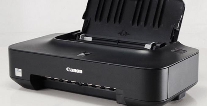 Cara Mengatasi Printer Canon IP2770 Error 5B00