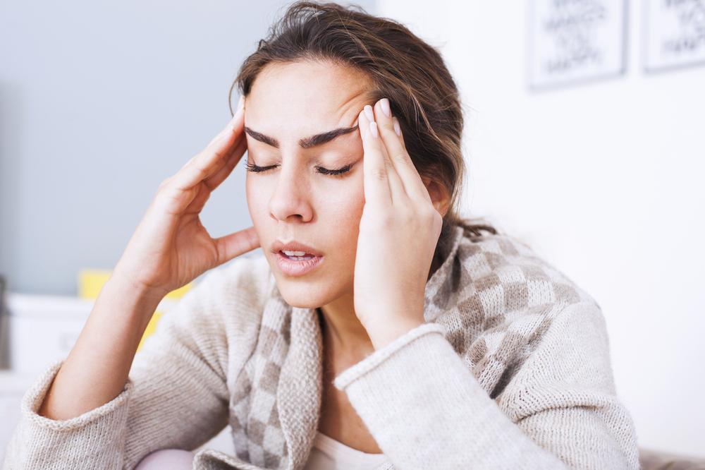 Beresiko sakit kepala