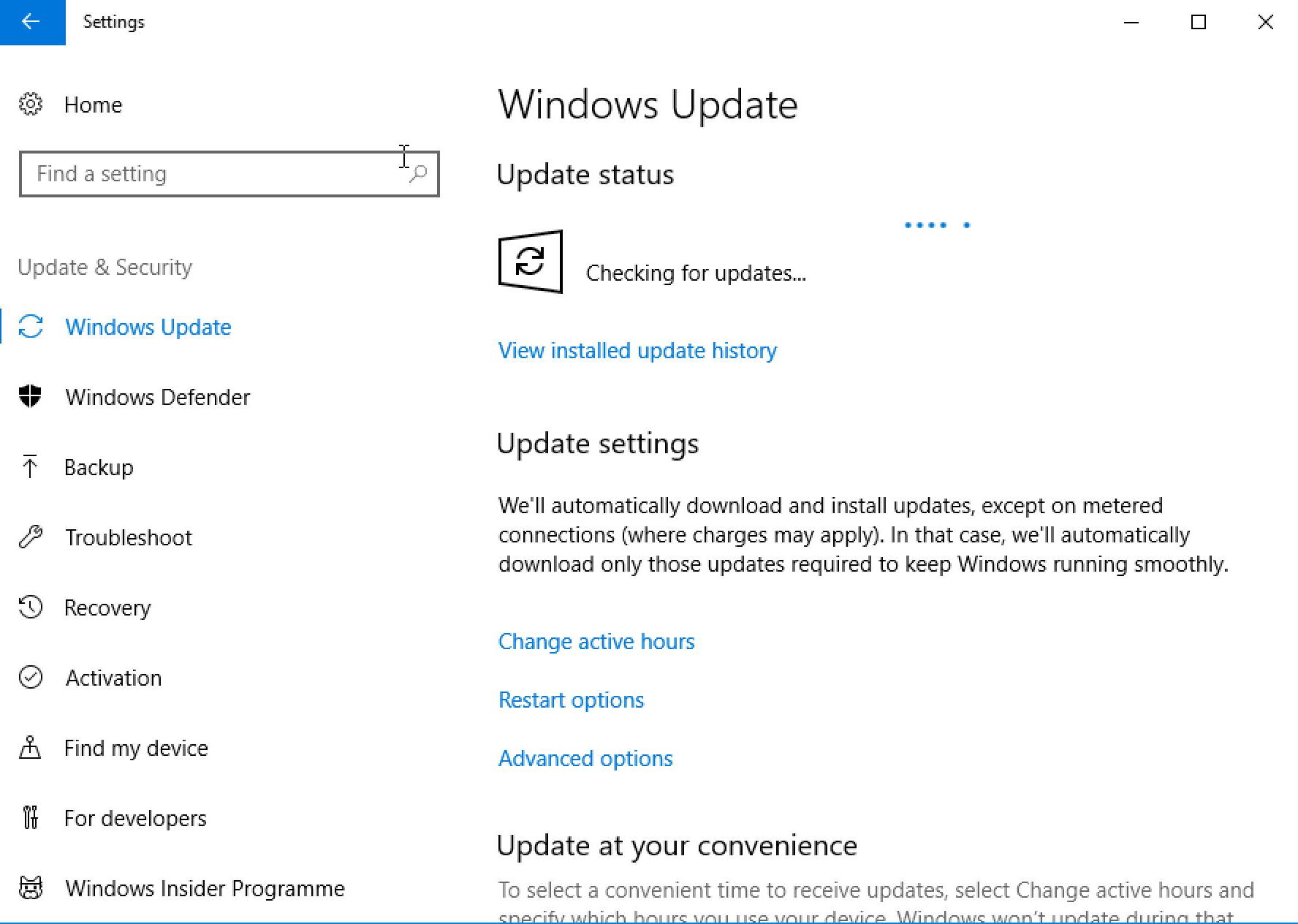 kelebihan dan kekurangan Windows Update