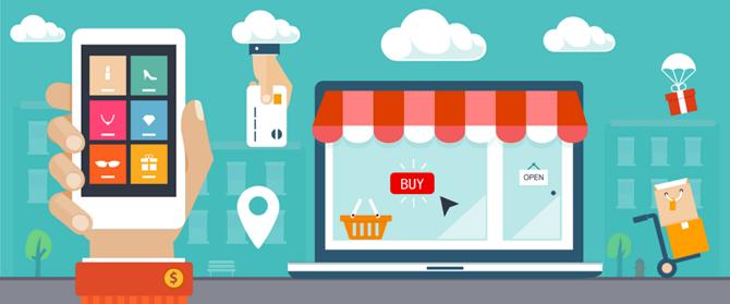 Fungsi Online Shop adalah