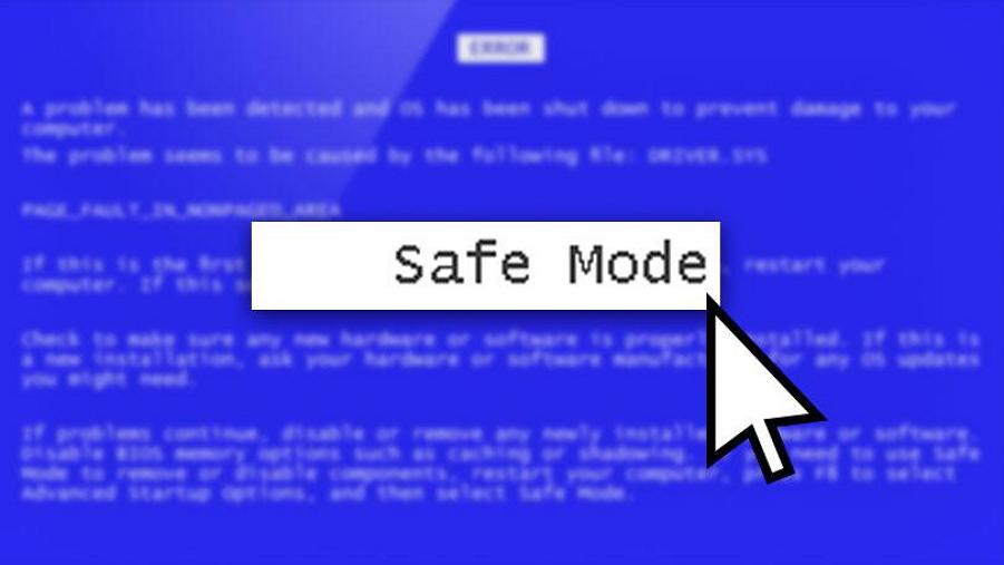 pengertian safe mode adalah
