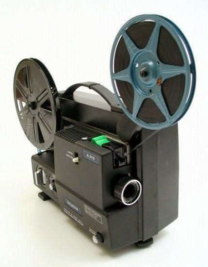 proyektor film