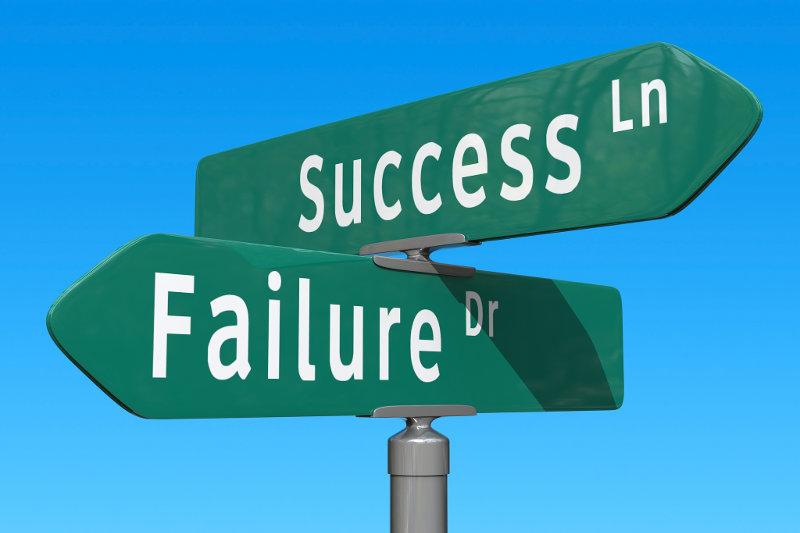 Factors of Entrepreneurial failure and success