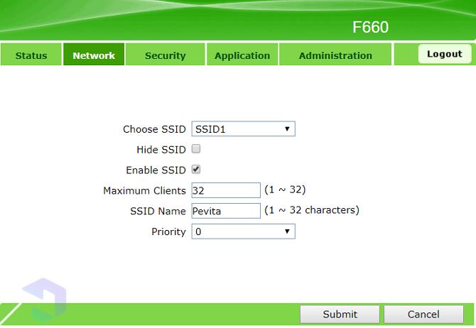 Fungsi SSID