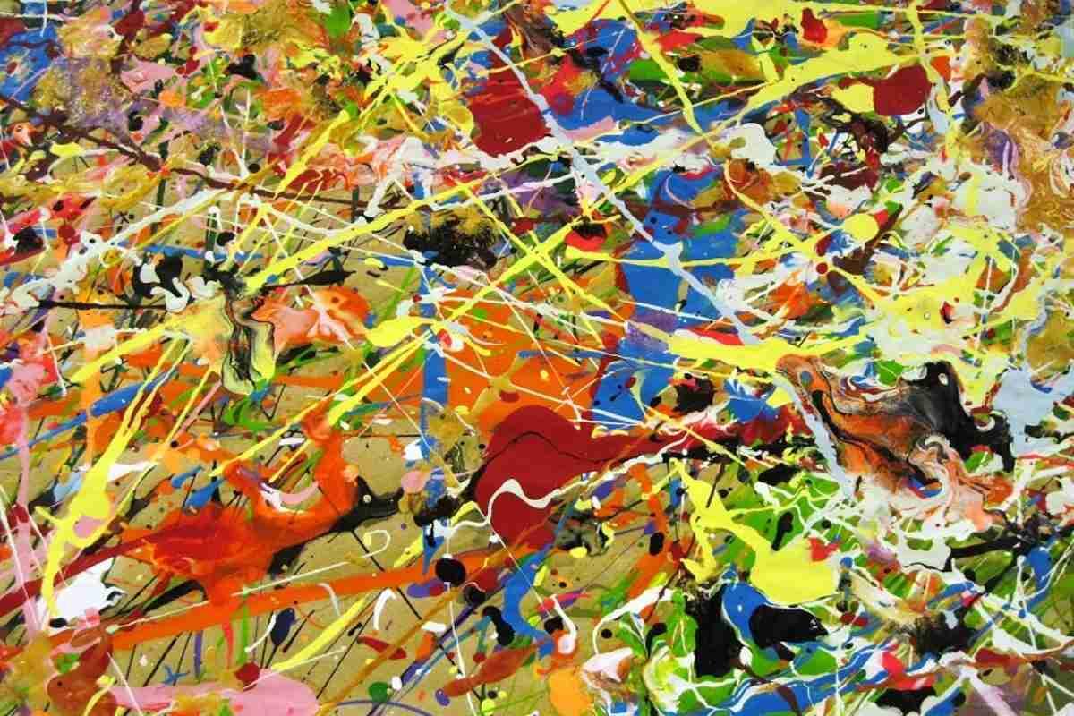 Seni Rupa Abstraksionisme