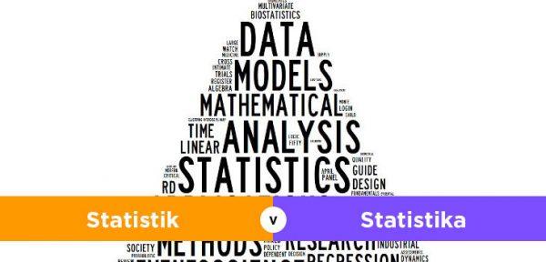 Perbedaan Statistik dan Statitiska