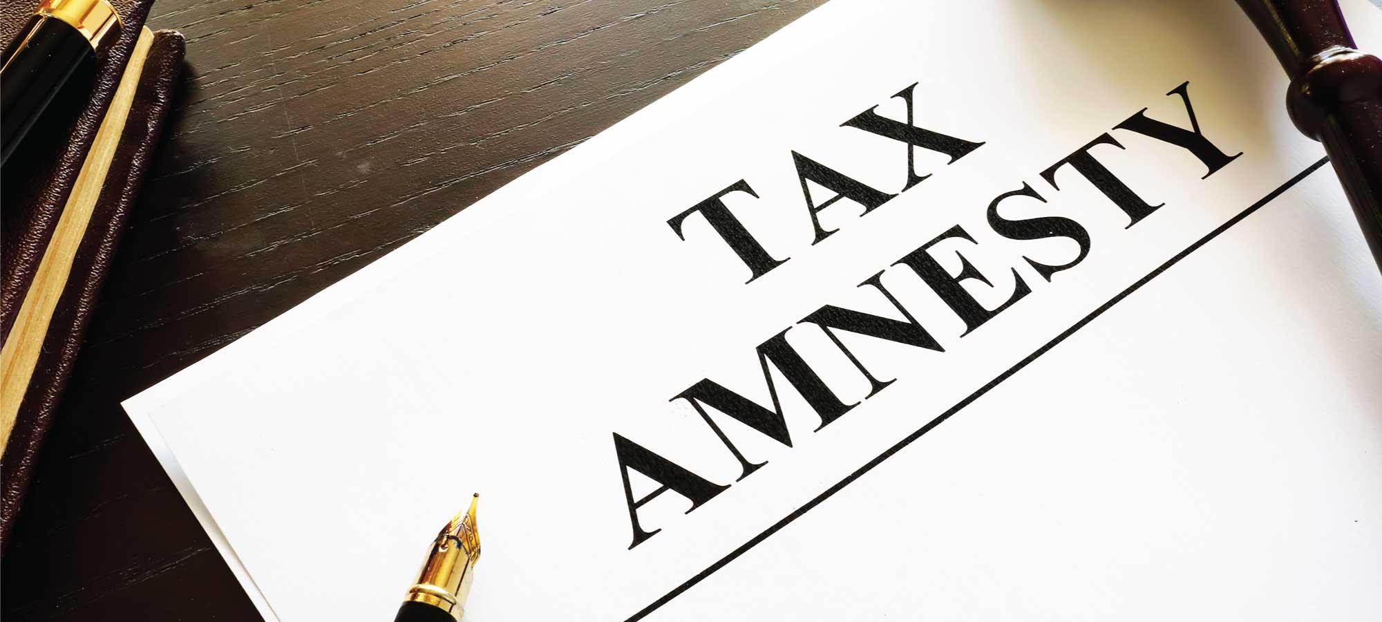 Tujuan Tax Amnesty