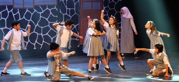 drama musikal