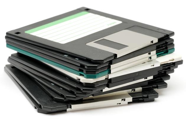 fungsi floppy disk
