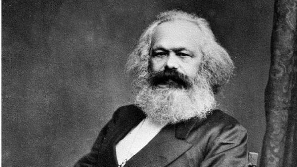 Karl Marx - PengertianDasar Negara