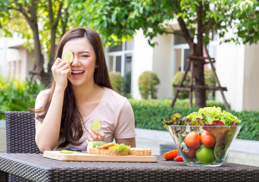 Membiasakan Diri dengan Pola Hidup Sehat