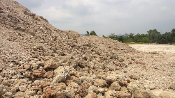 jenis-jenis tanah liat