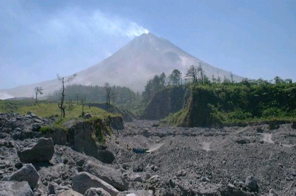 Jenis Tanah Vulkanis