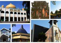 6 Agama di Indonesia