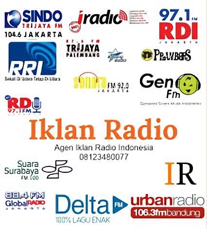 Jenis-Jenis Iklan Radio