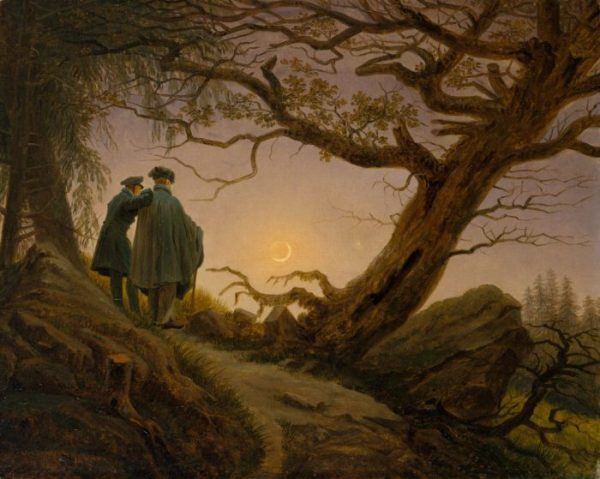 Macam-Macam Aliran Seni Lukis - contoh aliran romantisme