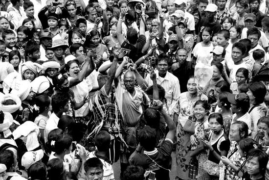 Demokrasi yang berkedaulatan rakyat