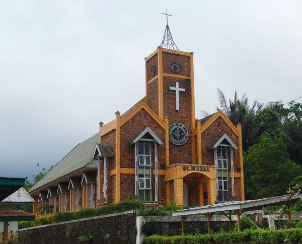 Agama di Indonesia - Kristen