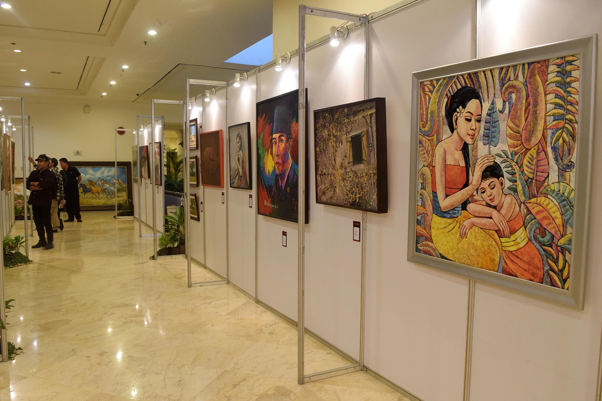 Pengertian pameran