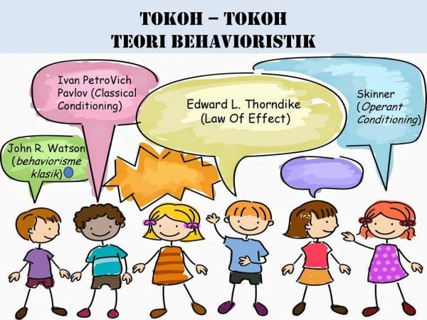 Para Tokoh Teori Belajar Behavioristik
