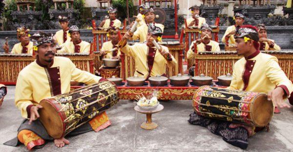 Contoh Musik Tradisional