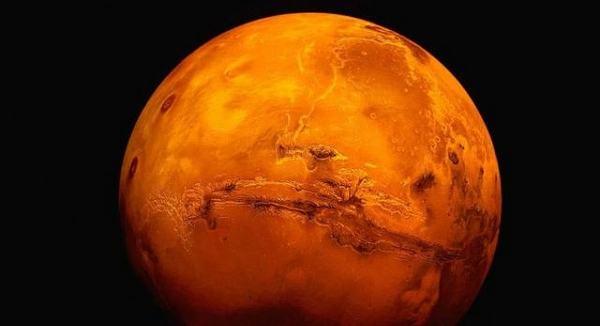 Pengertian Tata Surya - mars
